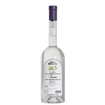 La grappa Trentina lt 0.700 40% Vol.